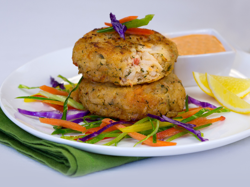 King & Prince®  Gourmet Lobster and Seafood Cake