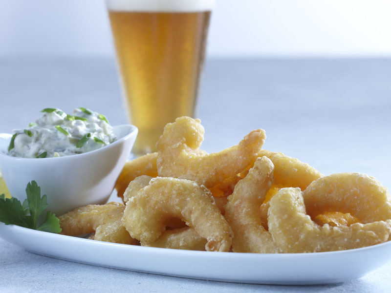 Mrs. Friday's® Beer Battered Shrimp